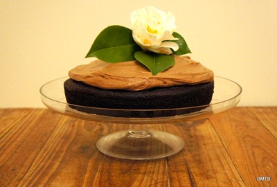 Chocolate Buttermilk Cake 1