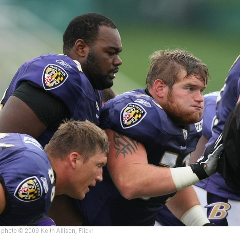 'Baltimore Ravens' photo (c) 2009, Keith Allison - license: http://creativecommons.org/licenses/by-sa/2.0/