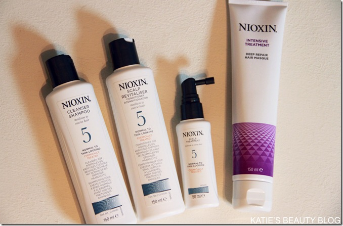 Nioxin Hair System Kit Review Katie Snooks