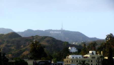 Imagini Los Angeles: Si in sfarsit - SEMNUL de Hollywood