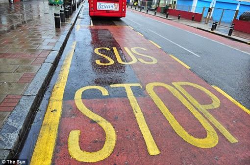 И еще одна остановка автобуса