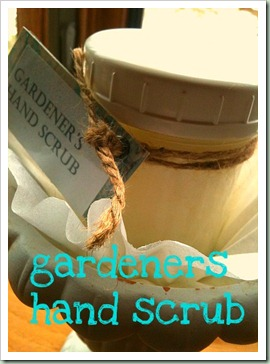 northern cottage gardeners hand scrub
