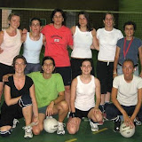 Entrenament. Juny 2007