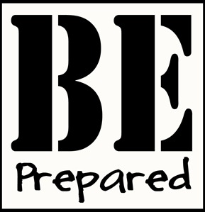 Be Prepared copy