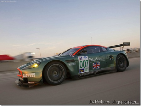 Aston Martin DBR97