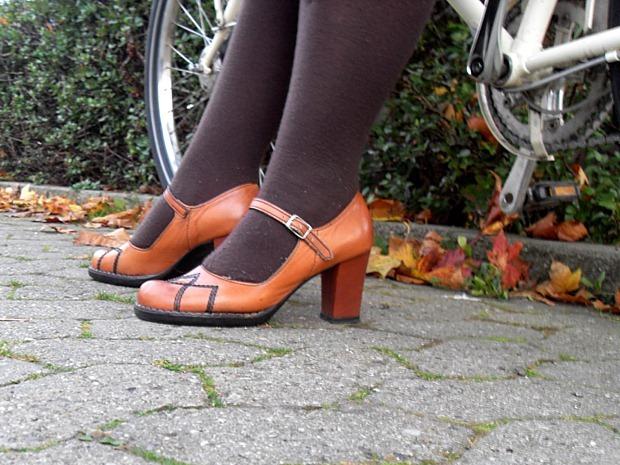 Fine nye helt ubrugt sko fra en svunden tid