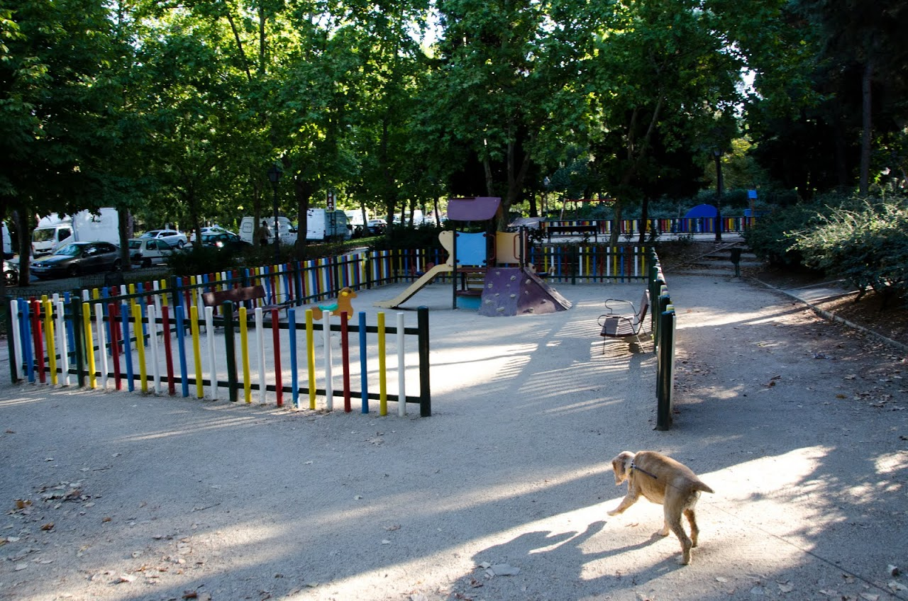 Playground at Calero Park