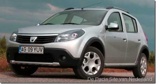 Dacia Sandero verkopen 0811
