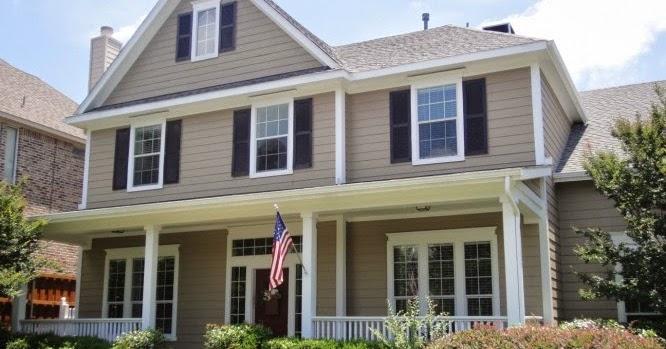 Exterior home colors casual cottage - Exterior house paint colors 2014 ...