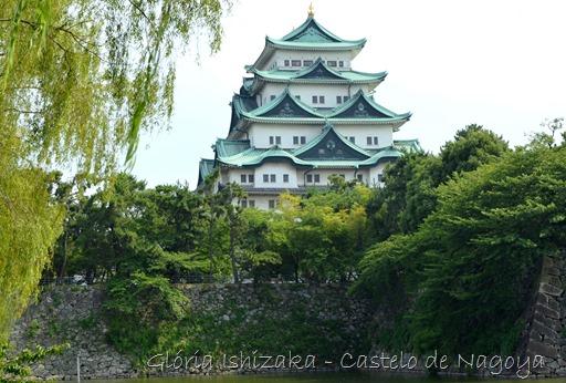 Glória Ishizaka - Nagoya - Castelo 3