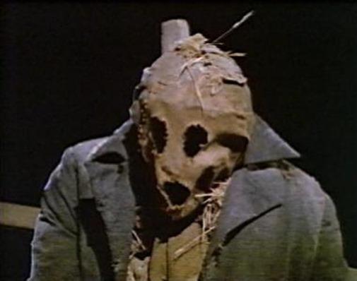 masks scarecrow