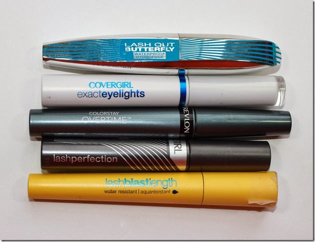 Drugstore Mascara Winners 1