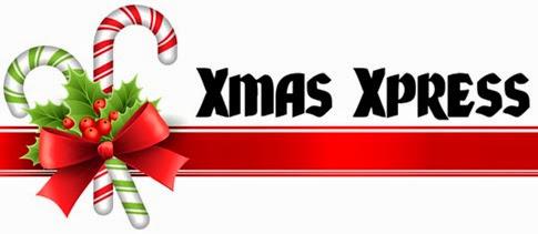 Xmas-Xpress-Font