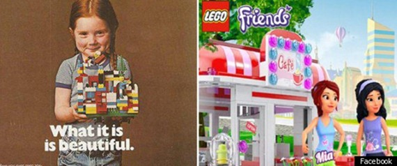 legos marketing