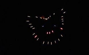 pikachu firework