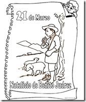 natalicio Benito Juarez 1
