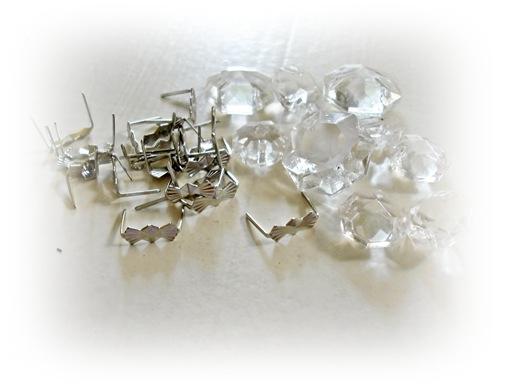 krystall og bowties