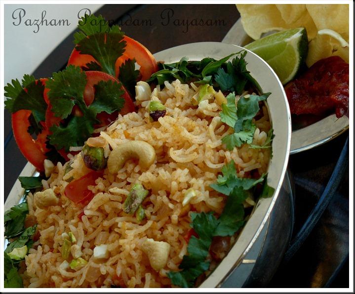 Thakkali rice
