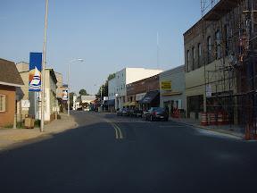 The town of Onancock