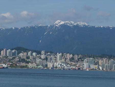 Vancouver de Nord peste garla
