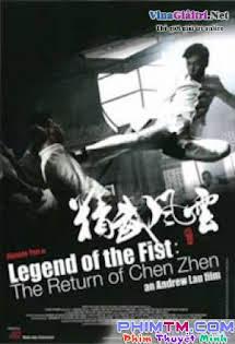 Huyền Thoại Trần Chân - Legend Of The First: The Return Of Chen Zhen Tập FULL