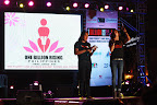 GABRIELA Secretary General Joms Salvador and actress/model/TV host Angel Aquino hosted the first part of the event. (Photo by Pom Cahilog-Villanueva)