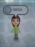 Wii似顔絵