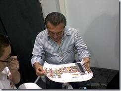 Entrevista com Mauricio 10