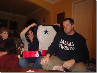 12.  Cowboys shirt