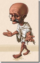 Mahatma_Gandhi___color_by_CristianPenas