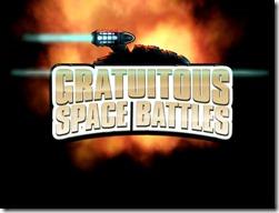 gratuitous space battles title