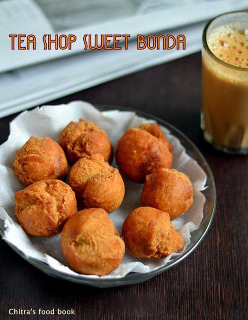 sweet bonda recipe