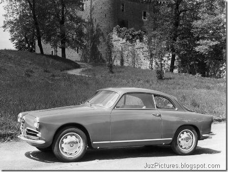Alfa Romeo Giulietta Sprint 1