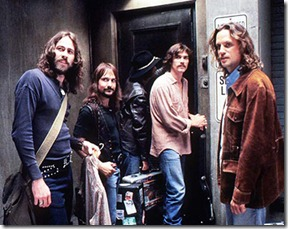 "Extract of the film ""Almost Famous"" with John Fedevich,Mark Kozelek,Jason Le    e and Billy Crudup"