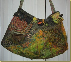 Marlene's bohemiannie! bag