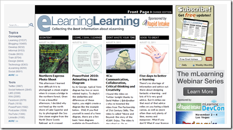 eLearning Learning Launches New Features