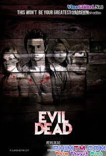 Ma Cây Cuốn Sách Quỷ Ám - Evil Dead Tập HD 1080p Full