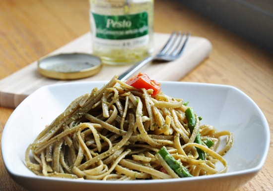 pesto linguine 181
