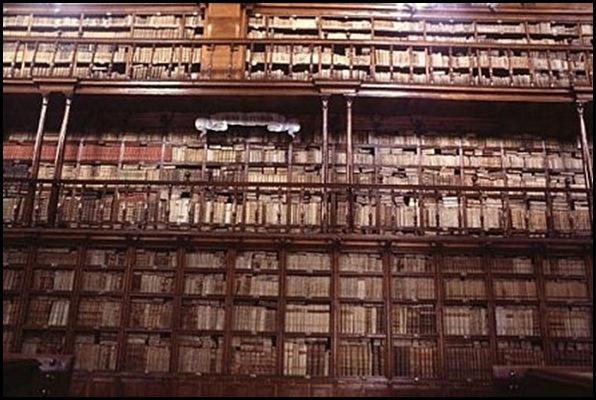 Bibliotheque Palafoxiana Mexique