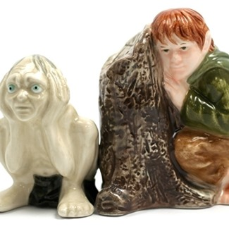 LOTR S&P Shakers - Gollum & Samwise from NeatoShop