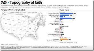 USAMapFaith