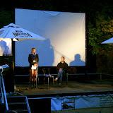 Свет и тени, небо над головой, отзывчивая публика, 50 грамм водки чтобы согреться - поэтический коктель