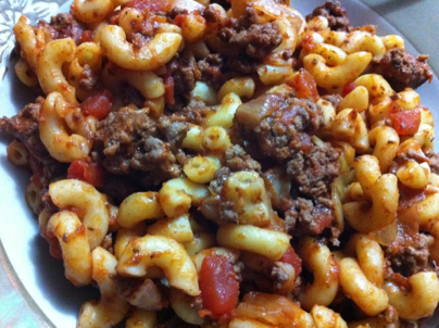 Suzi's Kicked Up Goulash
