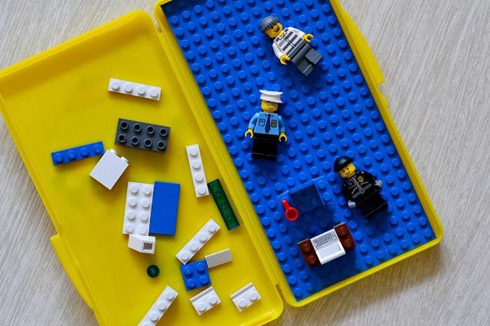 lego wipebox setup