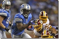 lions vs redskins