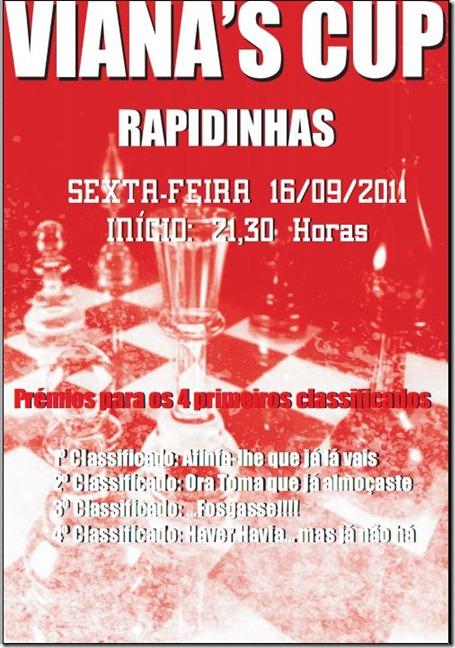 VIANA'S CUP (cartaz)