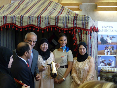 Fly Dubai la Bucuresti: Dubai traditional si modern