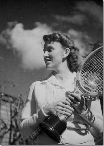Kathleen tennis champion