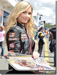 Paddock Girls Grande Pr&eacute;mio de Portugal Circuito Estoril  06 May 2012  Estoril Circuit  Portugal (10)