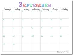 Calendar Preview 3